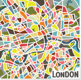 London in Color Prints