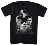 Stand By Me- Cast Collage T-shirts