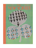 The New Yorker Cover - March 15, 1952 Giclee Print by Charles E. Martin