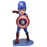 Captain America - Avengers - Head Knocker Toy