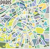 Paris in Color Posters