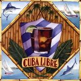 Cuba Libre Prints by Geoff Allen
