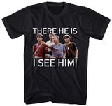 Stand By Me- There He Is T-shirts