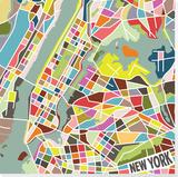 New York in Color Prints