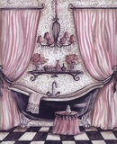 Fanciful Bathroom I Prints by Kate McRostie
