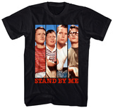 Stand By Me- Cast Panels T-shirts