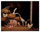 Family Farm Prints by Lowell Herrero
