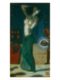 Salome Dancing, 1906 Giclee Print by Franz von Stuck