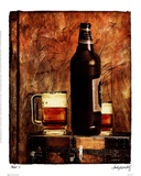 Beer 3 Posters by Judy Mandolf