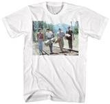 Stand By Me- On the Tracks T-shirts