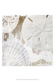 White Shells I Print by Irena Orlov