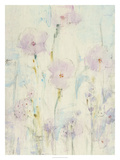 Lilac Floral II Giclee Print by Tim O'toole