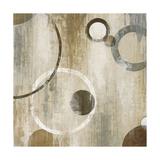 Orlando Mod Circles II Prints by Liz Jardine