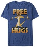 Lion King- Timon Hugs T-Shirts