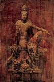 Q'uan Yin Prints by Liz Jardine