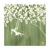 Summer at the Cottage I Prints by Kelsey Hochstatter