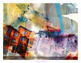 San Francisco Buildings III Giclee Print by Sisa Jasper