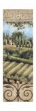Tuscany Villa I Art by Liz Jardine