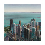 Skyline II Prints by Joseph Cates