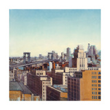 Skyline I Print by Joseph Cates