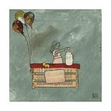 Soaring in the Wind Print by Kelsey Hochstatter