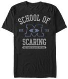 Monsters University- Scare School T-shirts