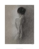Chiaroscuro Figure Drawing I 限定版アートプリント : イーサン・ハーパー