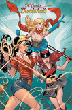 DC Comics Bombshells- Stunning Trio Planscher