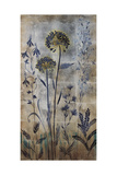 Silver Botanicals II Prints by Liz Jardine