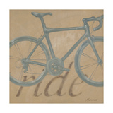 Ride Print by Julianne Marcoux