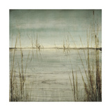 Blue Tranquility II Posters af Randy Hibberd