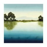 Azure Lake Posters by Robert Charon
