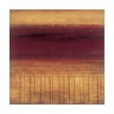 Velvet Sunset Kunst af Randy Hibberd