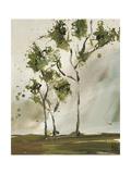 Calli Trees I Prints by Kelsey Hochstatter