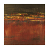 Molten Lava Prints by Liz Jardine