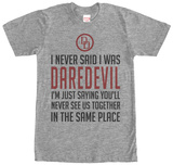 Daredevil- Never The Same Place T-Shirt