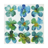 Pocketful O'Posies Prints by Liz Jardine