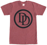 Daredevil- Circle Logo T-Shirt