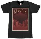 Daredevil- Kingpin Deco T-Shirt