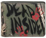 The Walking Dead - Dead Inside Bi-Fold Wallet Wallet