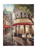 Parisian Stroll Prints by Joseph Cates