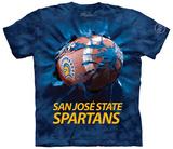 San Jose State University- Breakthrough Football Shirt