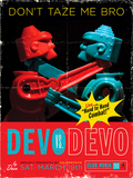Devo Club Nokia 2010 Poster di Kii Arens
