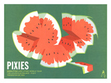 Pixies 2011 Plakater af Kii Arens