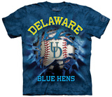 University Of Delaware- Breakthrough Blue Hens Baseball T-shirts