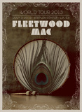 Fleetwood Mac Art by Kii Arens