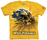 West Virginia University- Breakthrough Helmet T-shirts