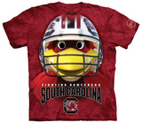 University Of South Carolina- Football Warrior Gamecock T-shirts