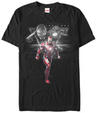 Captain America Civil War- Armored Enforcer T-shirts