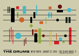 The Drums Prints by Kii Arens